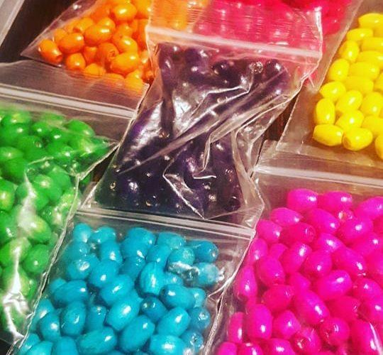 beads custom-made